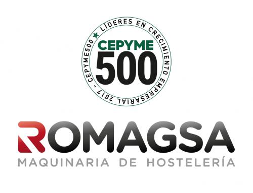 ROMAG SA entre las 500 empresas que lideran el crecimiento empresarial en España